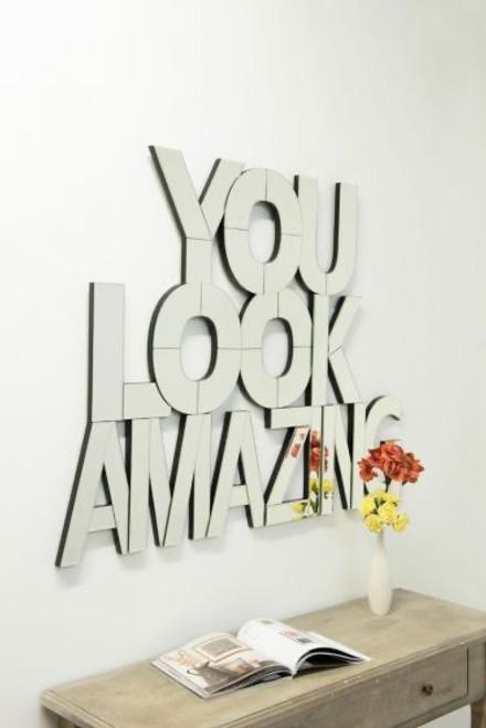 YOU LOOK AMAZING