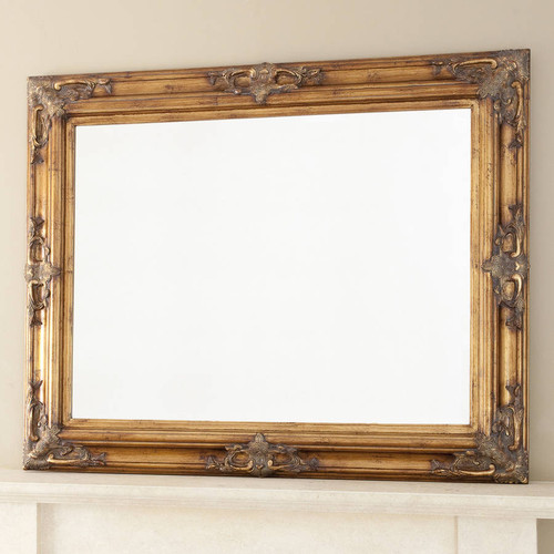 THE GOLD CHELSEA MIRROR