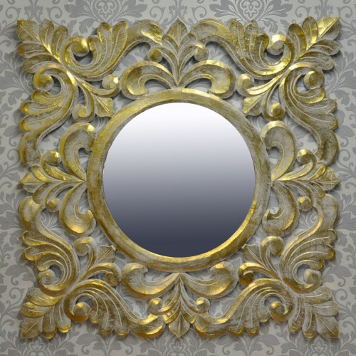 THE GOLD BEAUMONT MIRROR