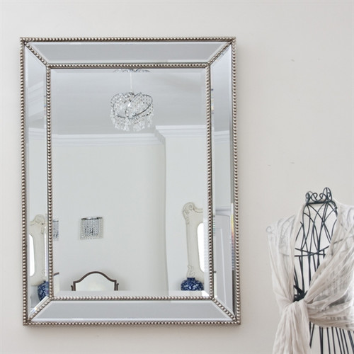 THE SILVER ROYAL BEAD MIRROR