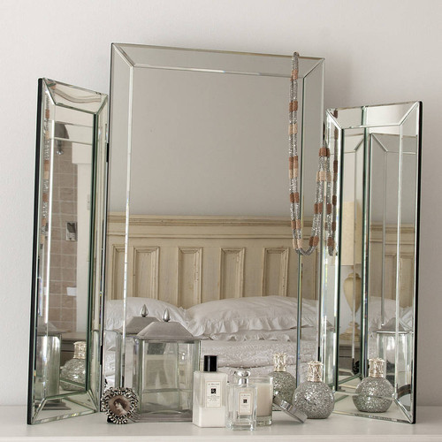 THE GROSVENOR DRESSING TABLE MIRROR
