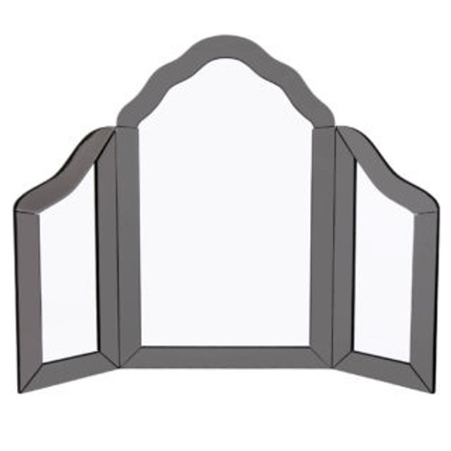 THE SMOKED RICHMOND THRE FOLD MIRROR