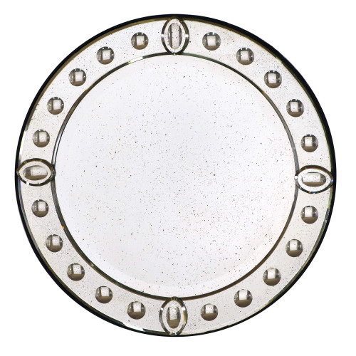 THE DISTRESSED DECO MIRROR