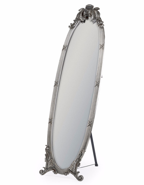 THE SILVER ABBEY DRESSING MIRROR