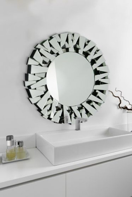 THE CIRCULAR SHATTERS MIRROR