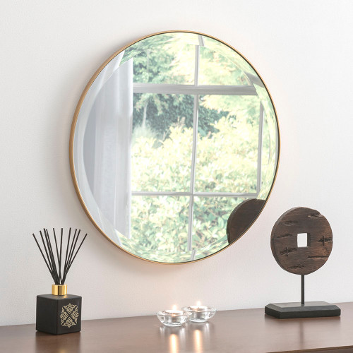 THE GOLD SIMPLICITY MIRROR