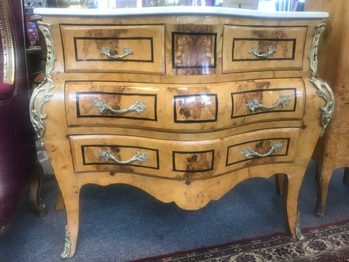 THE LOUIS BOMBE CHEST