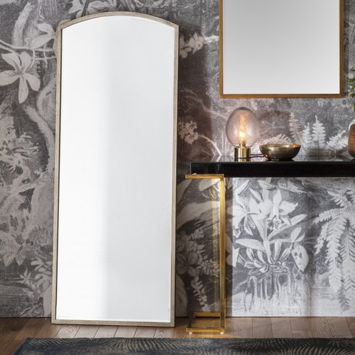 THE SILVER ARCHED SHOREDITCH MIRROR