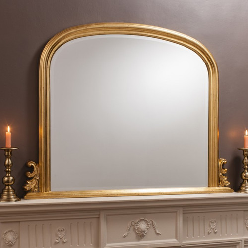 THE GOLD THORTON MIRROR