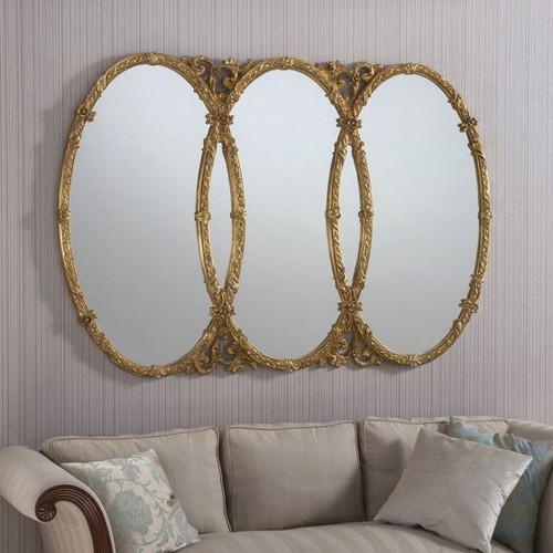 THE GOLD REGAL MIRROR