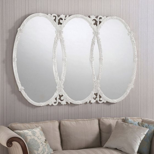 THE WHITE REGAL MIRROR