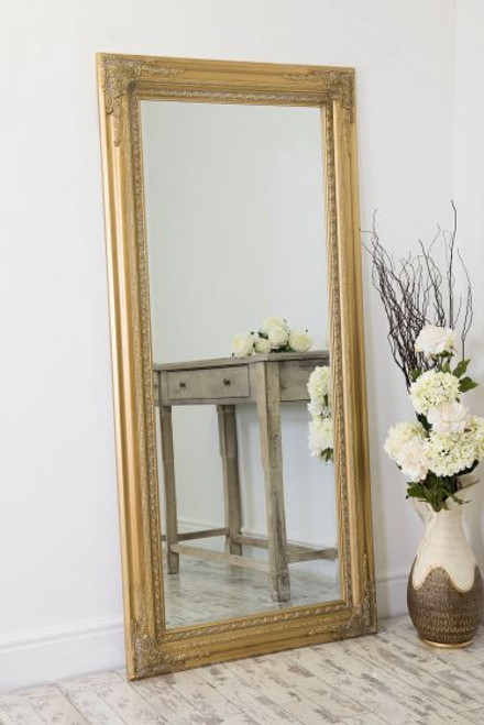 GOLD FRENCH CLASSIC MIRROR