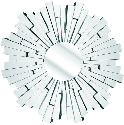 THE CIRCULAR SUNBURST MIRROR