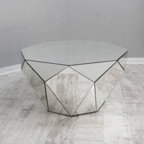 THE OCTAGONAL COFFEE TABLE