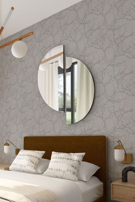THE DOUBLE CREST MIRROR