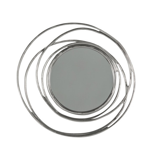 THE SILVER FULL MOON MIRROR