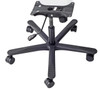Heavy Duty Office Chair Base Kit Complete Under Seat  Assembly Parts  Rated 350 lbs