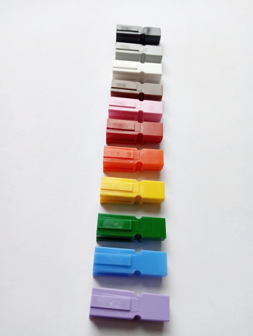 Anderson Powerpole PP45 Connectors in 11 colors