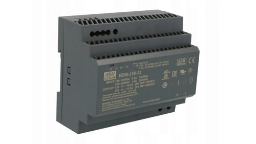 Meanwell HDR Din Rail Mounting Power Supply Unit for LED lighting