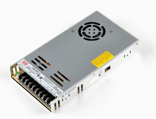 Meanwell 29A 348W 12V  Low Profile  PSU