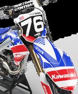 'MERICA   Semi Custom   Kawasaki