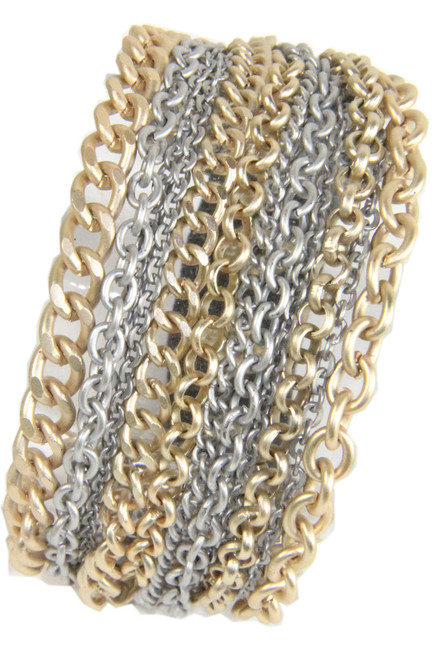 12 chain bracelet by two lisas boutique.