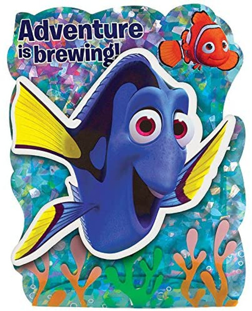 Adventure is Brewing finding Dory jumbo party invites