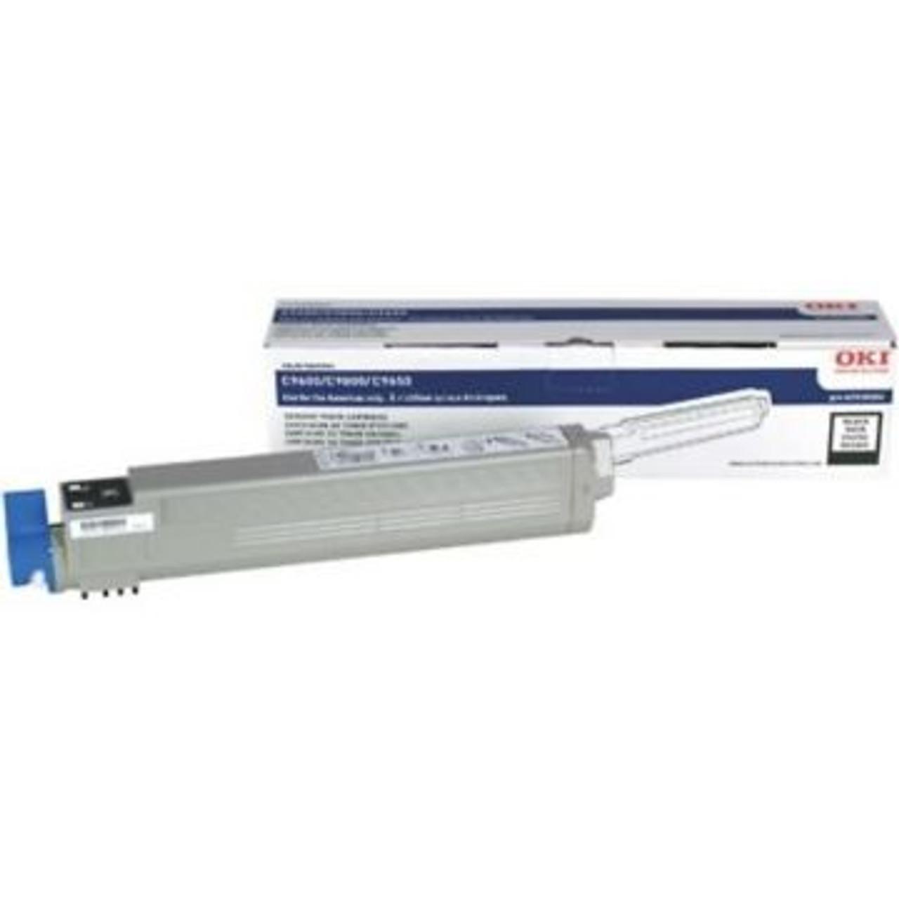 Magenta Toner Cartridge for Okidata Oki C9600 C9850 C9800 42918902 High Yield