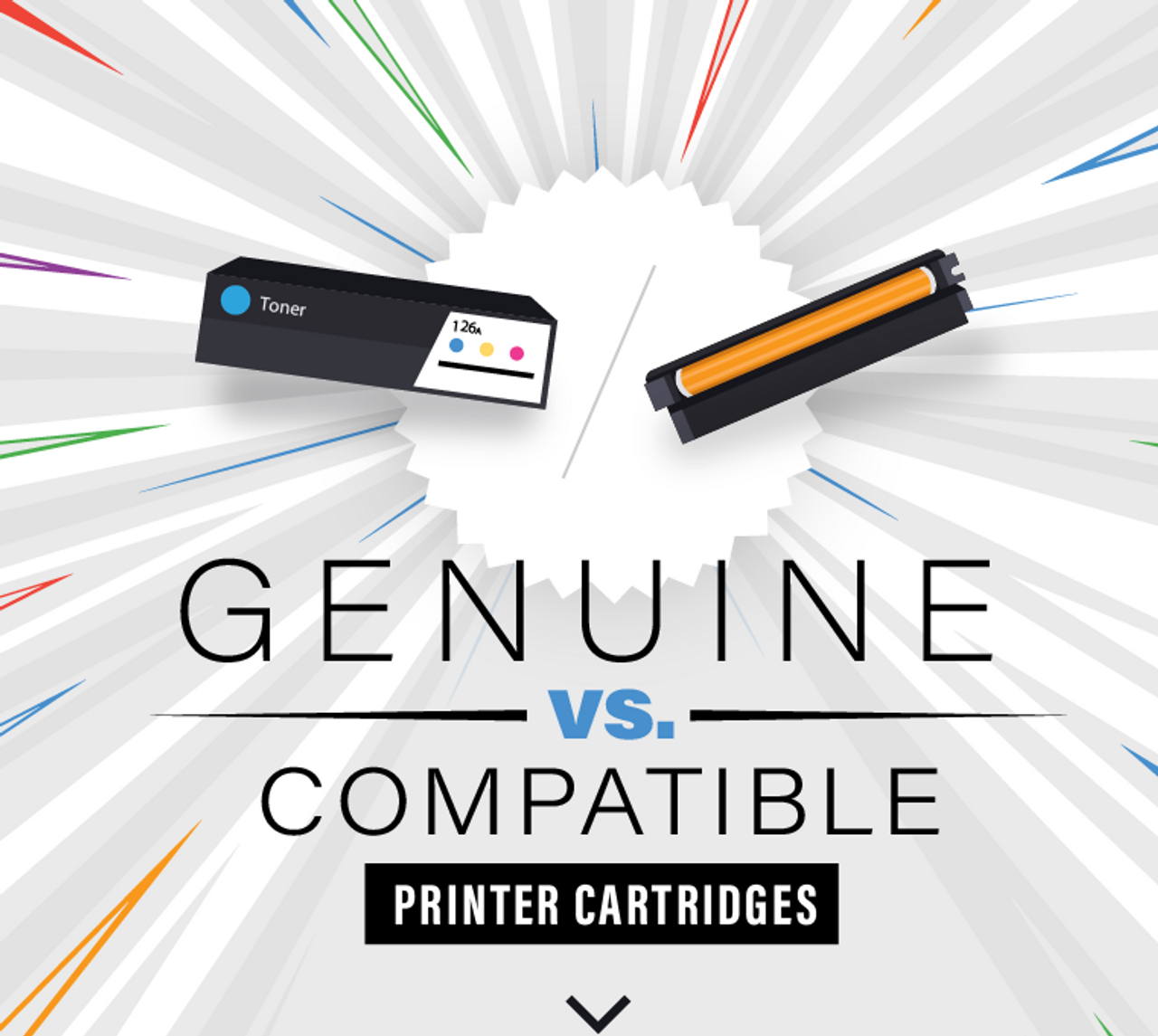 Toner Cartridges- Genuine OEM vs  Compatible vs