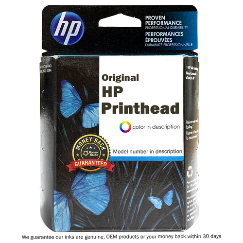 Original HP 14 Yellow Printhead Cartridge