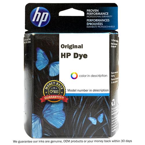 Original HP C4954A #81 DeskJet 5500 LT Cyan Dye Kit