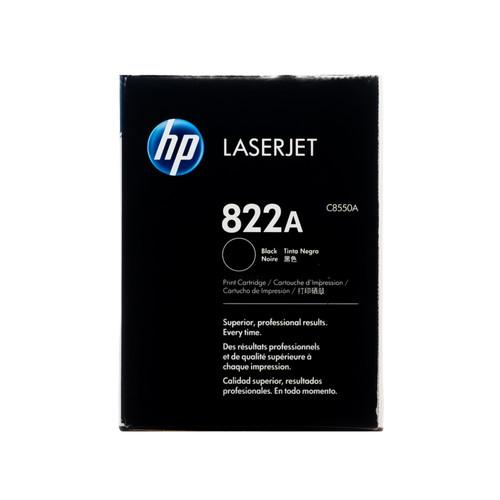 C8550A | HP 822A | Original HP Toner Cartridge – Black