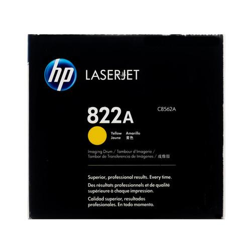 C8562A   HP 822A   Original HP LaserJet Imaging Drum - Yellow