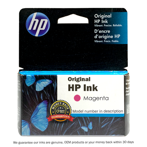 Original HP C8772WN #140 #02 Magenta Ink Cartridge