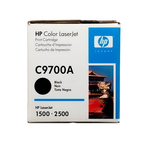 C9700A | HP 121A | Original HP LaserJet Toner Cartridge - Black