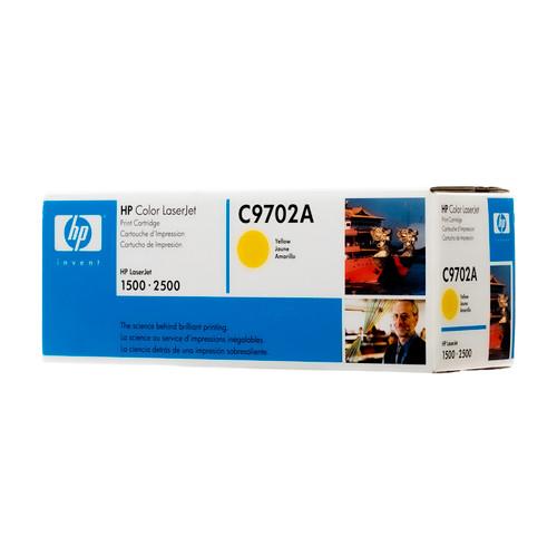 C9702A | HP 121A | Original HP Toner Cartridge – Yellow
