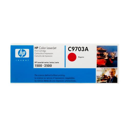 C9703A | HP 121A | Original HP Toner Cartridge – Magenta