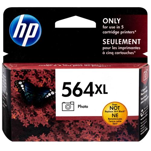 Original HP 564XL High Yield Photo Ink Cartridge