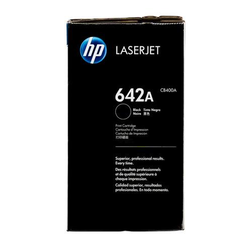 CB400A | HP 642A | Original HP Toner Cartridge – Black