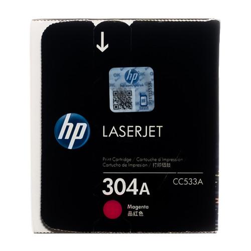 Original HP 304A Magenta CC533A LaserJet Toner Cartridge