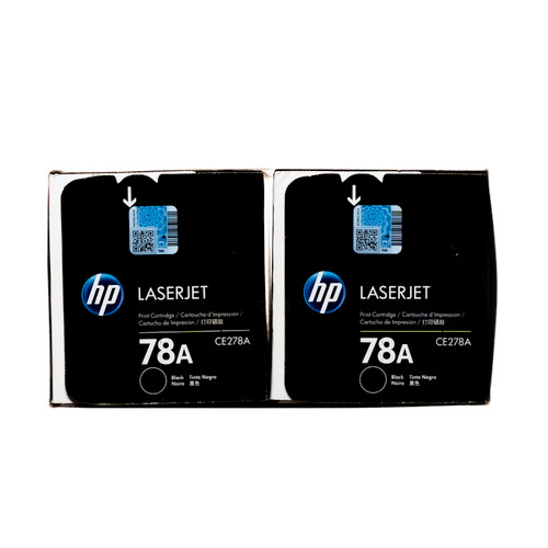 CE278D | HP 78A | Original HP Dual Pack Toner Cartridge – Black