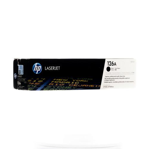 CE310A | HP 126A | Original HP Toner Cartridge – Black