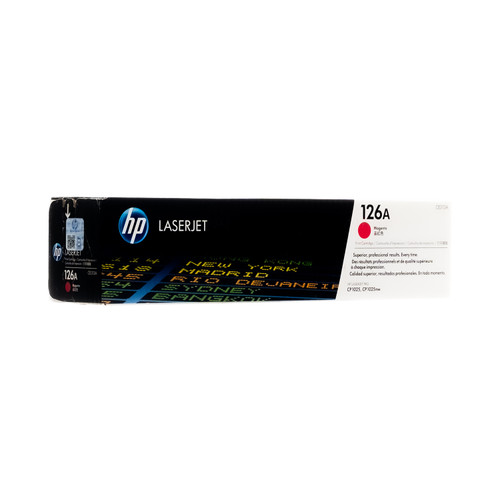 Original HP 126A Magenta CE313A LaserJet Toner Cartridge