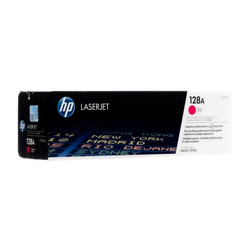 CE323A   HP 128A   Original HP Toner Cartridge – Magenta