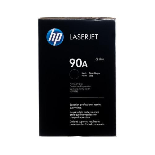 CE390A | 90A | Original HP LaserJet Toner Cartridge - Black