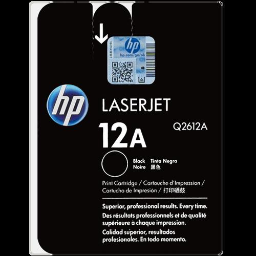 Q2612A | HP 12A | Original HP Toner Cartridge – Black