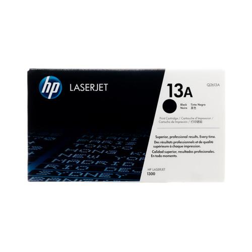 Original HP 13A Q2613A Black LaserJet Toner Cartridge