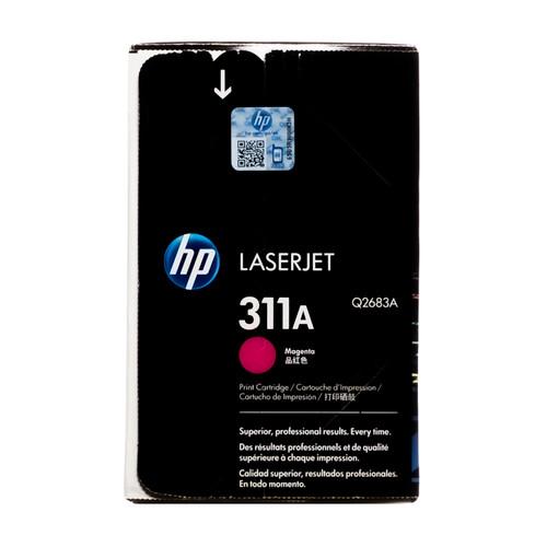 Original HP 311A Magenta Q2683A LaserJet Toner Cartridge