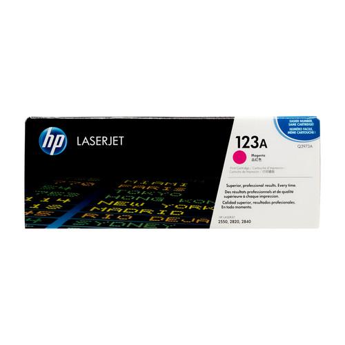 Q3973A | HP 123A | Original HP Toner Cartridge – Magenta
