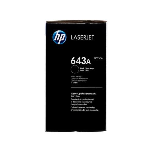 Q5950A | HP 643A | Original HP Toner Cartridge – Black